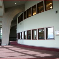 First Baptist Church Inside